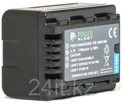 Аккумулятор PowerPlant Panasonic VW-VBK180 1700mAh