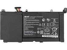 Аккумулятор для ноутбуков ASUS VivoBook S551L (A42-S551) 11.4V 4400mAh (original)