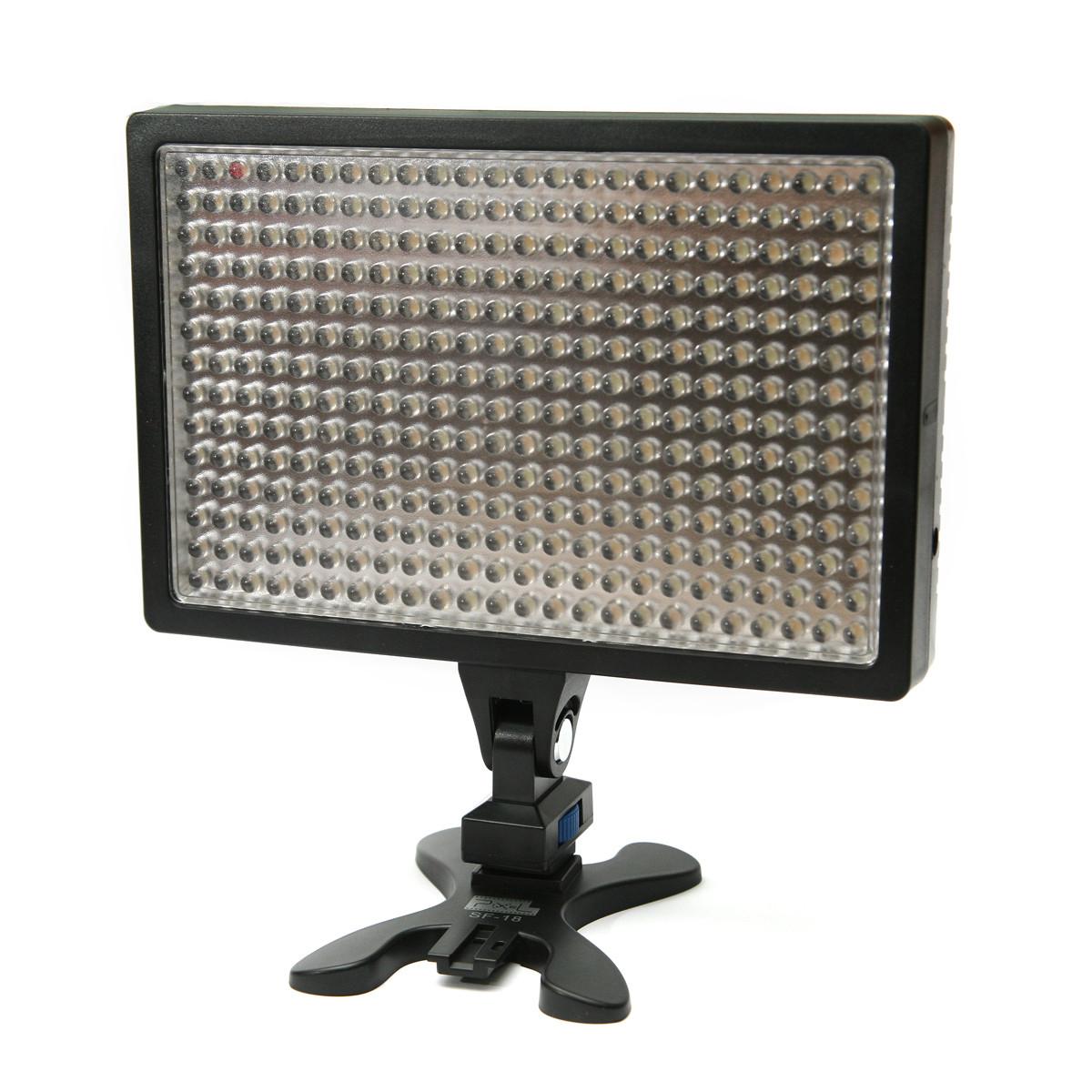 Накамерный свет PowerPlant LED 336A