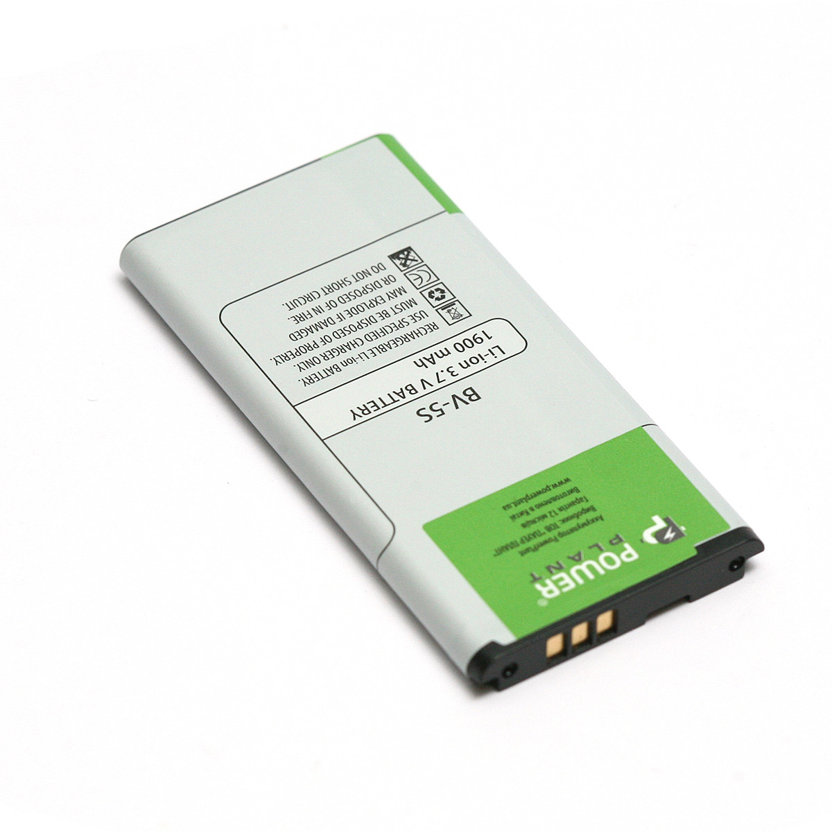 Аккумулятор PowerPlant Nokia X2 (BV-5S) 1900mAh