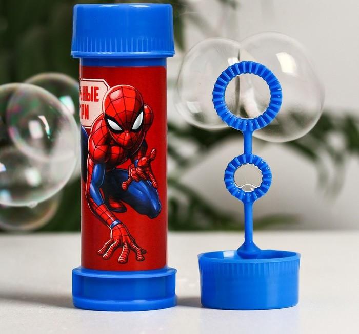 Мыльные пузыри. 45 мл. Человек паук 4781152