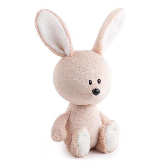 """Мягкая игрушка """"ЛЕсята"""" Заяц Антоша, 15 см"""