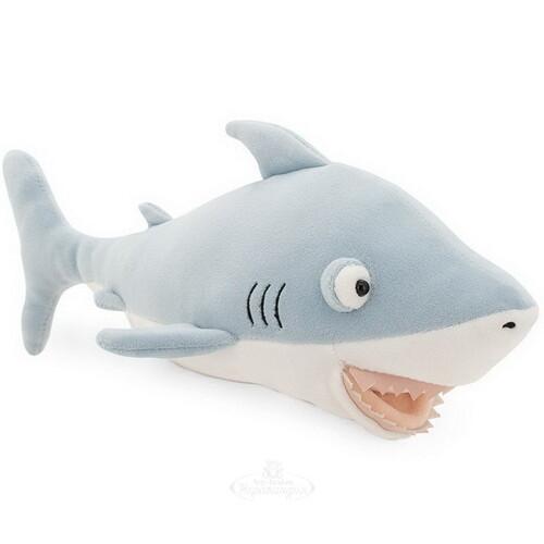 Orange Toys. Мягкая игрушка подушка Акула с кармашками