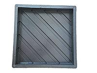 ФормаТактильная плитка 300х300 ПВХ косое рифление