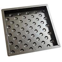 Тактильная плитка 300х300 круглое (пятачковое / монеточное) рифление
