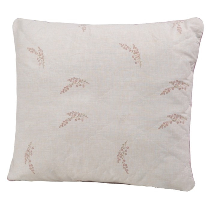 Подушка «Лён», размер 70 × 70 см, поликоттон
