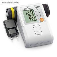 Тонометр Little Doctor LD-3а, автоматический, манжета 25-36 см, 4хАА, с адаптером