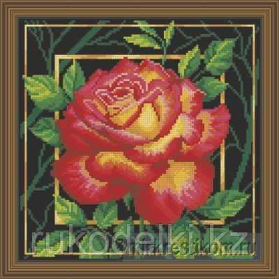 """Набор для вышивания крестом """"Цветок. Любовь"""""""