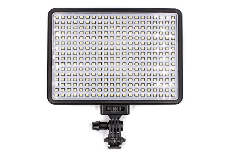 Накамерный свет PowerPlant LED 320l