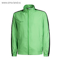 Куртка спортивная 2K Sport Futuro, light-green/black, размер XS