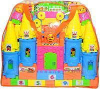 Не хватает деталей!!! FX0512 Конструктор кубики Dream Castle 169 дет в сумке 30*33