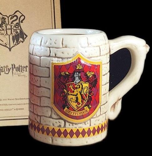 3-D кружка каменная стена Гриффиндор - Гарри Поттер