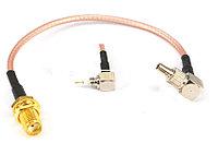 Антенный переходник SMA - CRC9/TS9 RG316