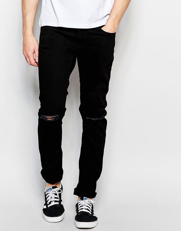 JACK&JONES Мужские джинсы 5713728115967