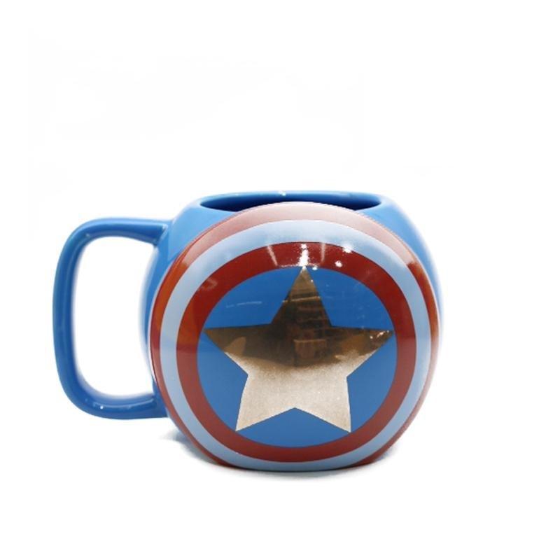 3-D кружка Щит Капитана Америки
