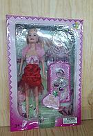 Поврежденная упаковка!! 85030 Кукла с короной и аксессуарами