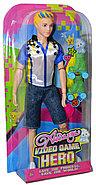 Упаковка повреждена!! D210 Кукла 2 вида на ролликах с наушниками (мальчик,девочка), фото 2