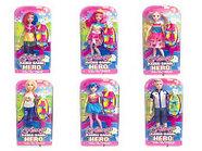 Упаковка повреждена!! D210 Кукла 2 вида на ролликах с наушниками (мальчик,девочка), фото 3