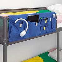 Каркас кровати-чердака, темно-серый, 90x200 см