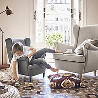 Кресло детское, Висле серый