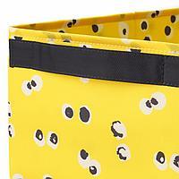 Коробка, желтый, 25x44x17 см