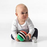 Мягкая игрушка,мяч, разноцветный