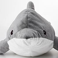 Мягкая игрушка, дельфин, 70 см
