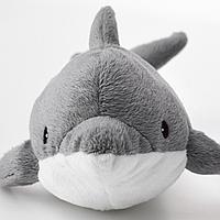Мягкая игрушка, дельфин, 30 см