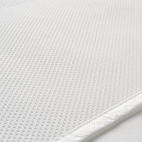 Водоотталкивающий наматрасник, белый, 70x160 см