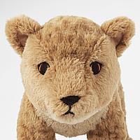 Мягкая игрушка, львенок
