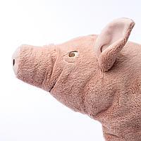 Мягкая игрушка, поросенок, розовый