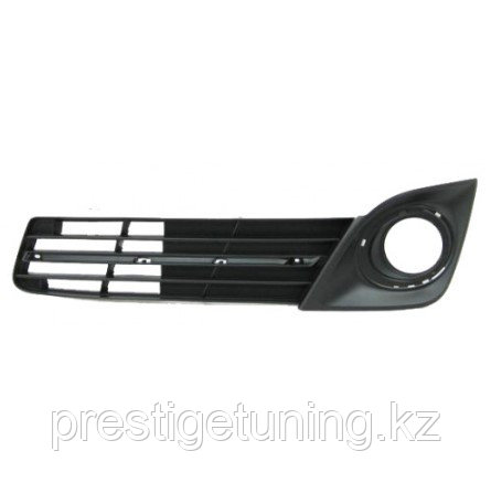 Решетка в бампер левая (L) на Camry V50 2011-14 LE/XLE USA