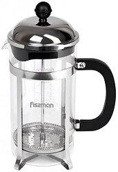 Чайник заварочный(френч-пресс) 1л Tea and Coffee JML-B08