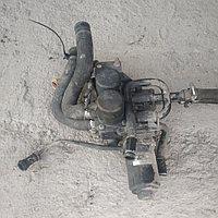 Клапан печки (в сборе) Audi A8 D2