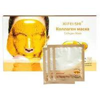 Альгинатная маска для лица XI FEI SHI коллаген