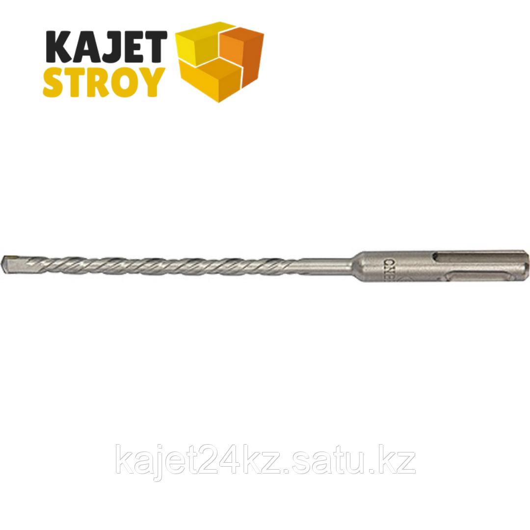 Бур по бетону, 6,5 x 160 mm, SDS PLUS// Сибртех