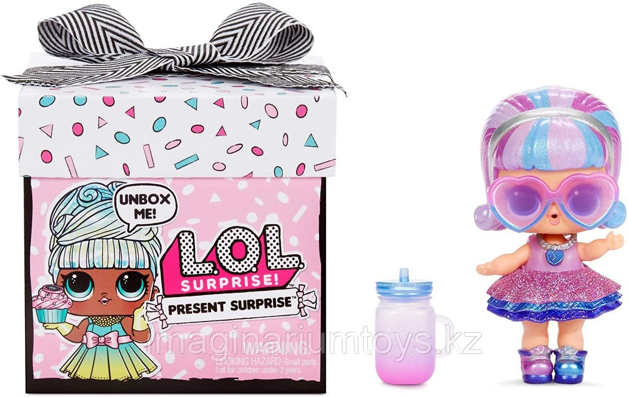 LOL Present Surprise  Новинка ЛОЛ в подарочной коробке