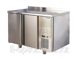 Стол среднетемпературный V=270л, ПОЛАИР TM2-G Grande (- 2...+10С, 1200х605х850/910мм, 2 двери)