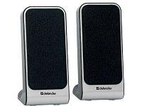 Колонки стерео Defender SPK-225 USB. Вам гарантирован качественный звук, где бы вы ни находились. Он
