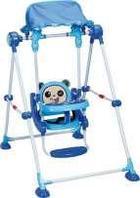 Детская качеля напольная 108 голубой, фото 1