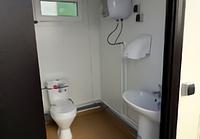 Туалетный модуль Т-7