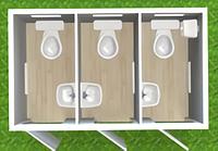 Модульный туалет Т-13