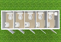Туалетный модуль Т-20