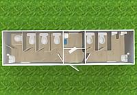 Туалетный модуль Т-440-КА