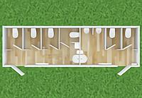 Туалетный модуль Т-440