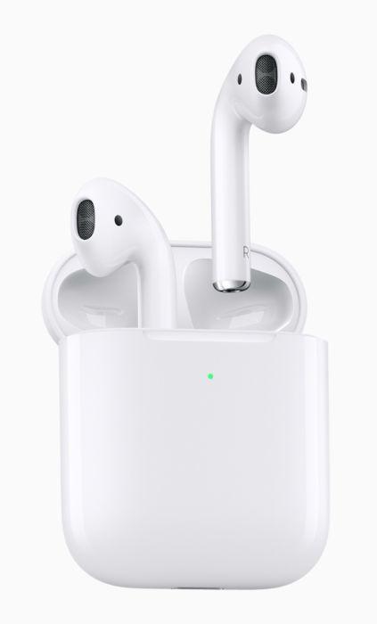 Беспроводные наушники Apple AirPods 2 (JL chip)