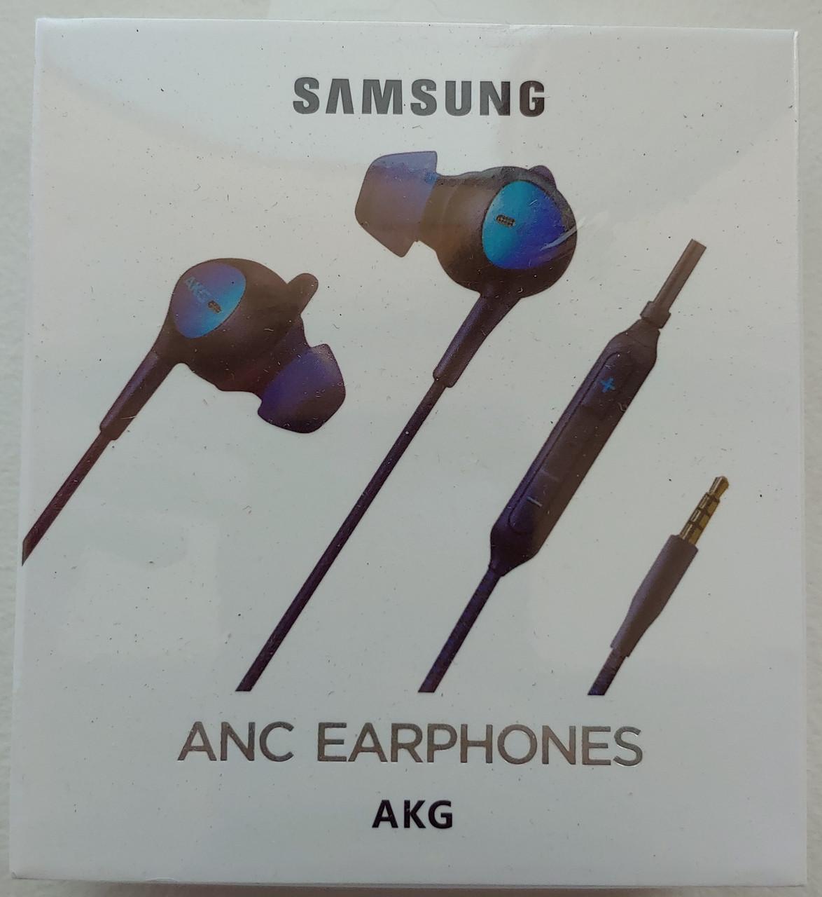 Наушники проводные с микрофоном SAMSUNG AKG EO-IC500BBEGRU Black