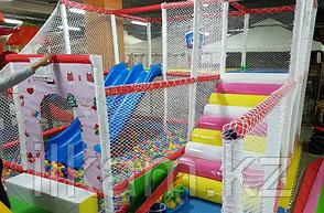 Детский игровой комплекс. Мини лабиринт