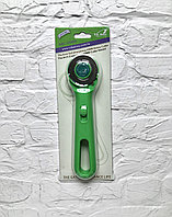 Зеленый Дисковый раскройный нож Ø 45 мм