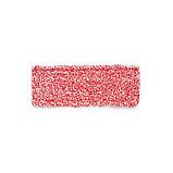 Насадка для швабры WET, плоская микрофибра, цвет красный/белый, 40 см, фото 2